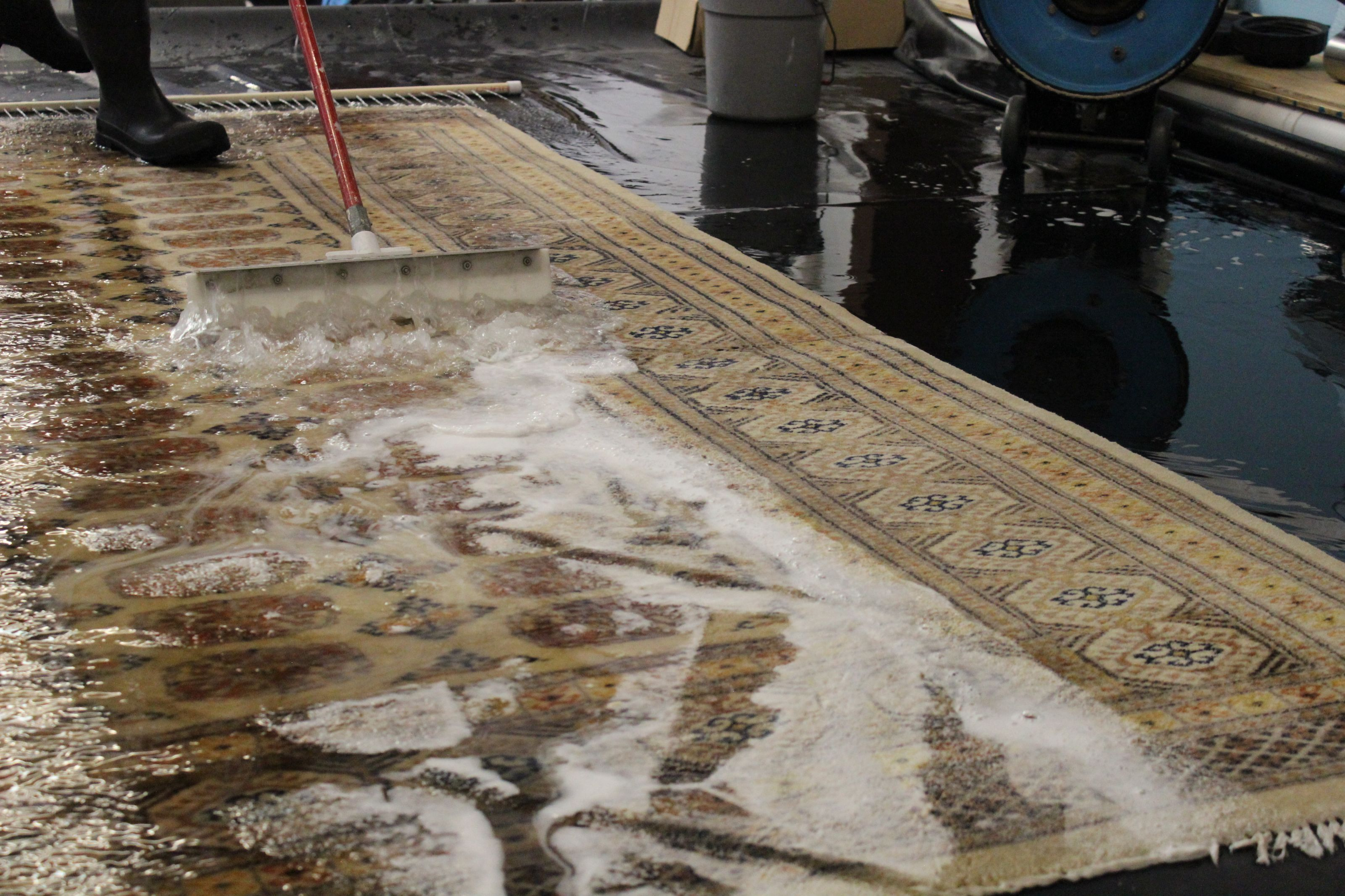 Diy Cleaning Your Area Rugs